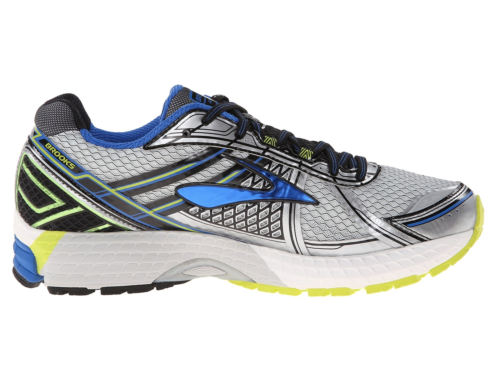 new adrenaline gts 15 running shoes mens size 11 5