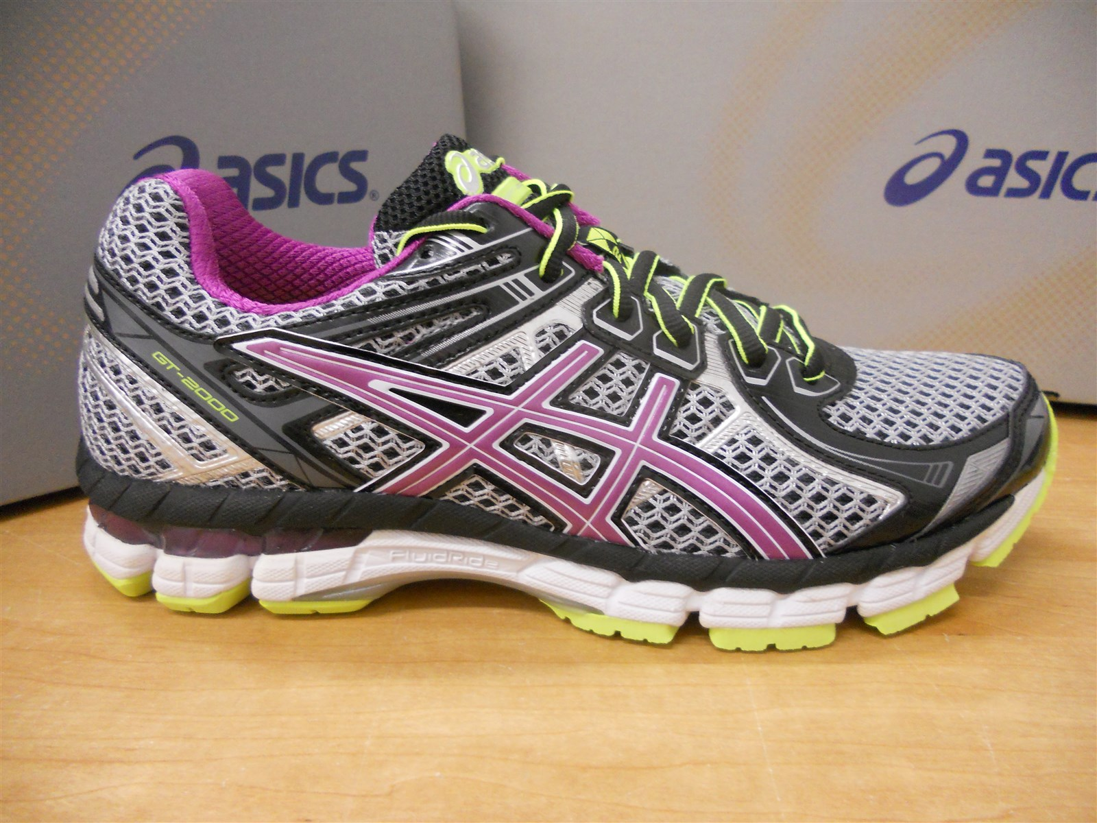 Details about NEW ASICS GT 2000 2 RUNNING SHOES WOMENS SIZE 11 WIDE
