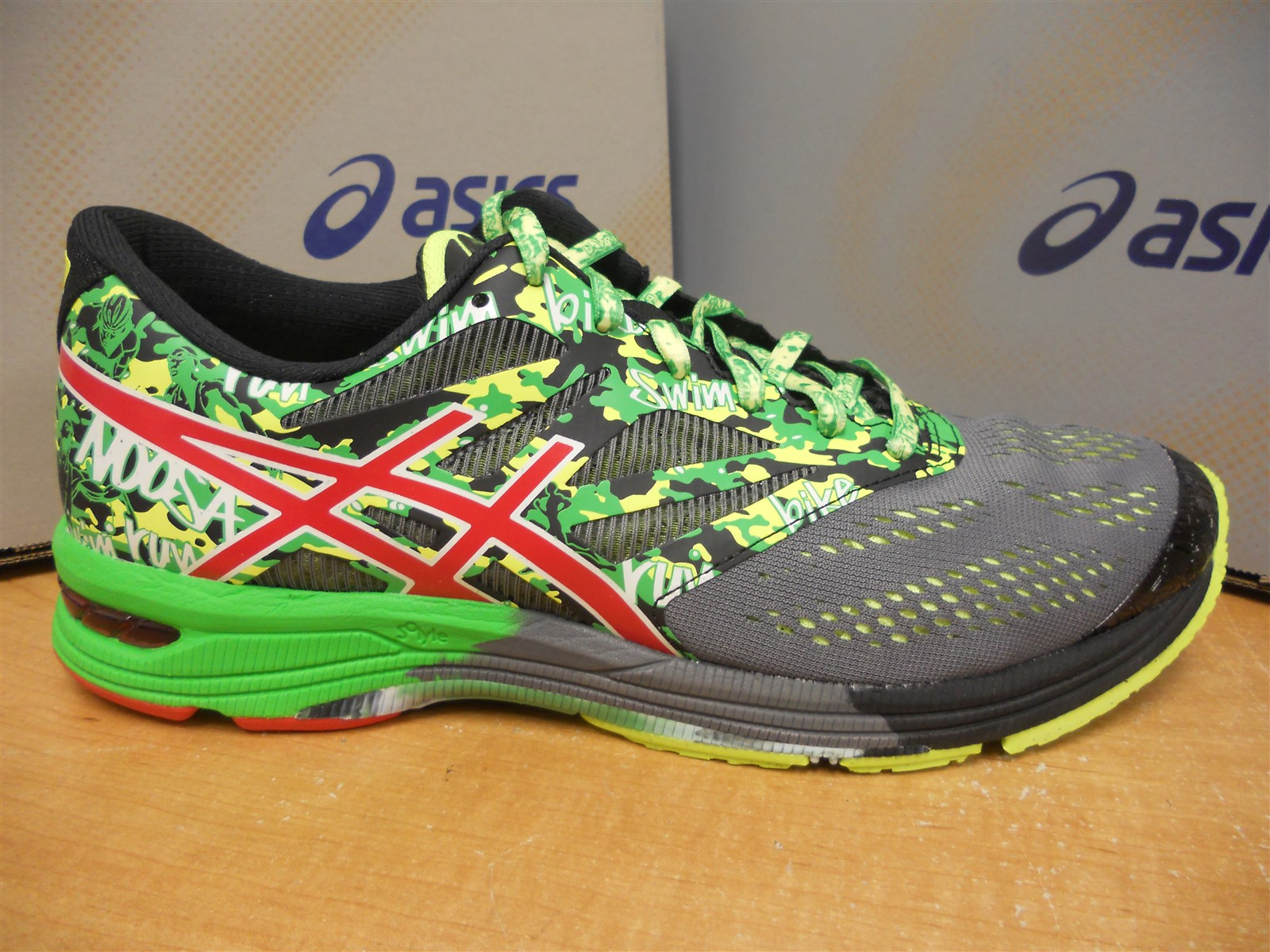 asics gel noosa preconceived