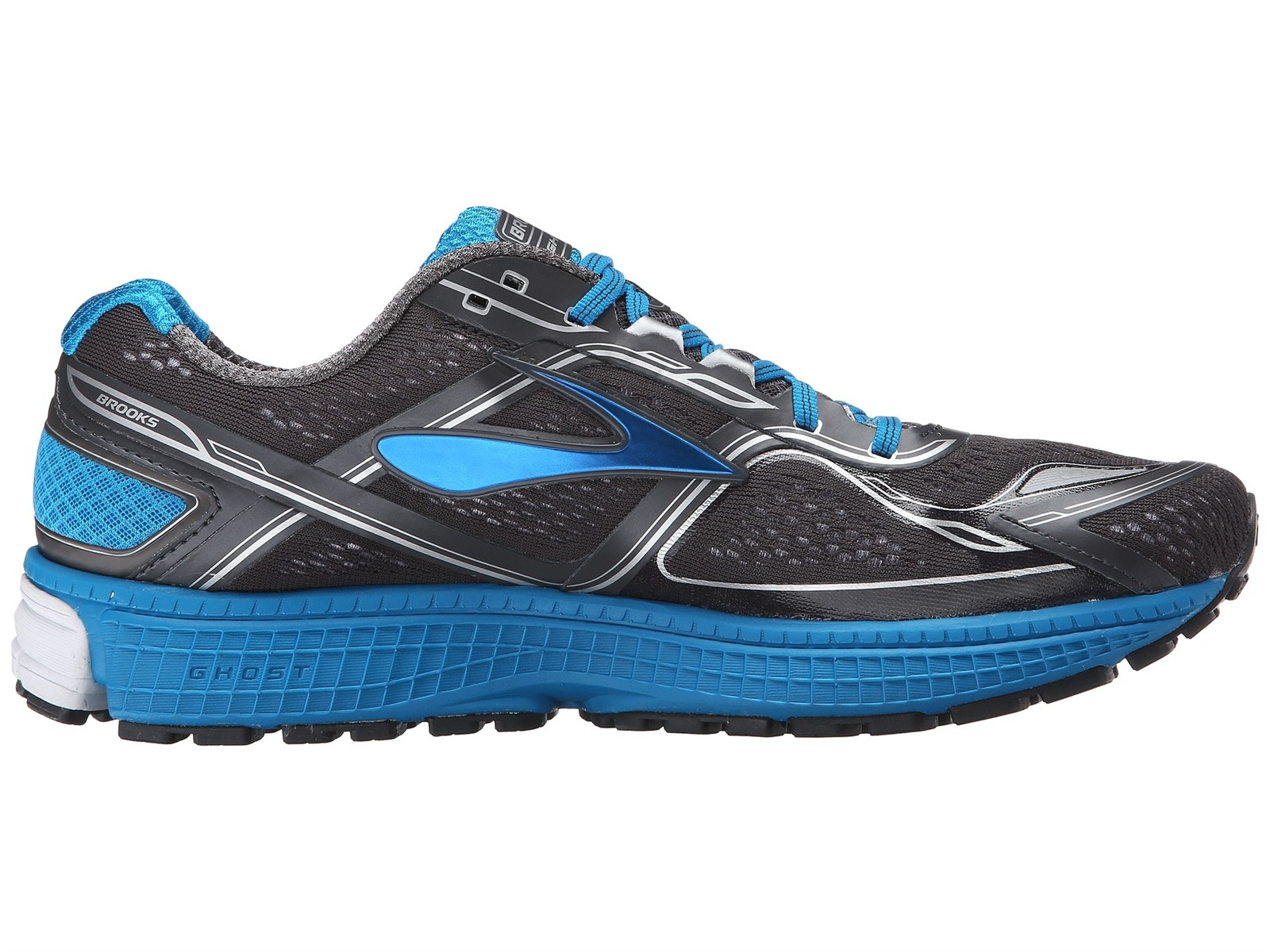 new ghost 8 running shoes mens size 11